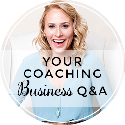 Your Coaching Business Q&A