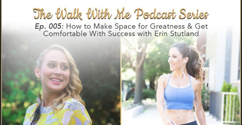 Wellness Coaching with Erin Stutland