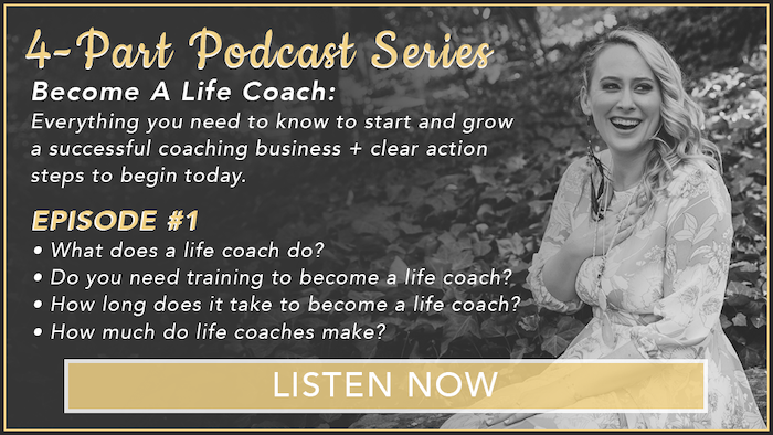 How to Become A Life Coach: Your Questions Answered Jeannine