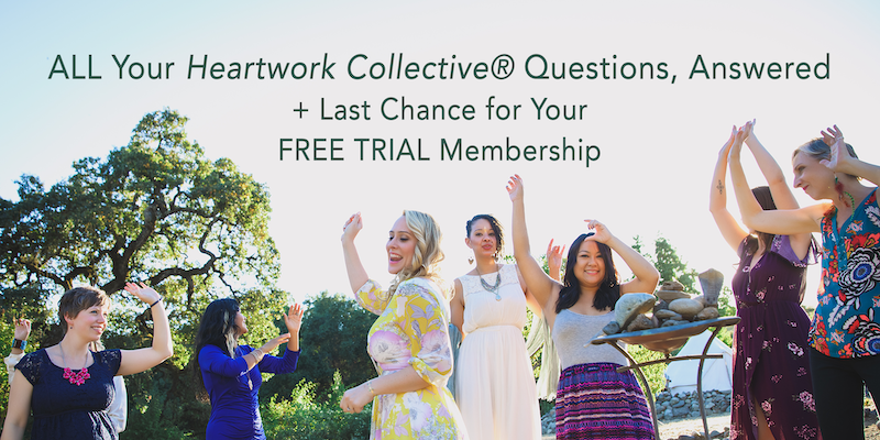 ALL Your Heartwork Collective ® Questions, Answered